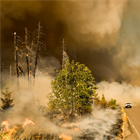 America Outdoors - Wildfires in West Affect Outfitters